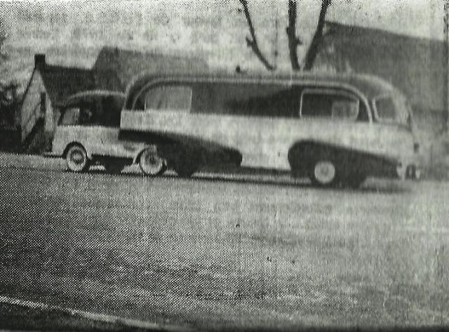 Caravane grenier