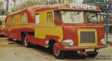 Citroen 55u cirque pinder 1